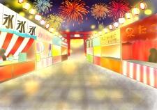 ちびっこ天国 おかまち夜店大会2018 @ 原田神社境内(17時~21時)、岡町・桜塚商店街内(18時~21時) | 豊中市 | 大阪府 | 日本